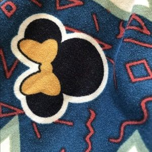 Lularoe Exclusive Disney Leggings Minnie Mouse